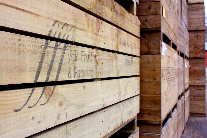 Fylde Fresh and Fabulous storage boxes
