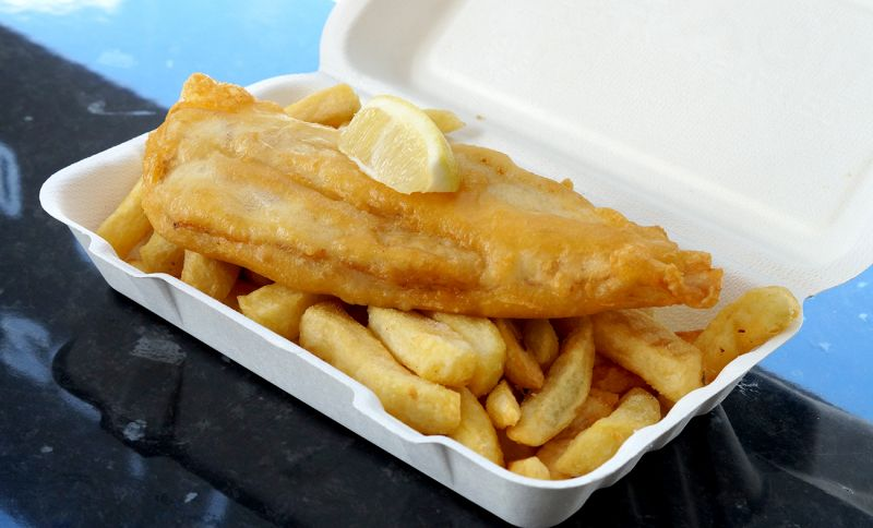 Fish and Chips - Fylde Fresh and Fabulous
